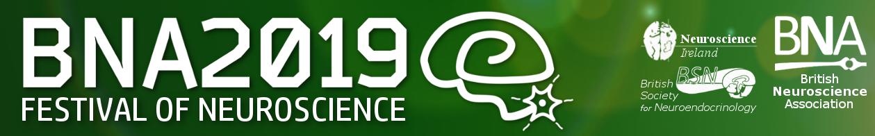 BNA 2019 Festival of Neuroscience