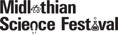 Logo of the Midlothian Science Festival