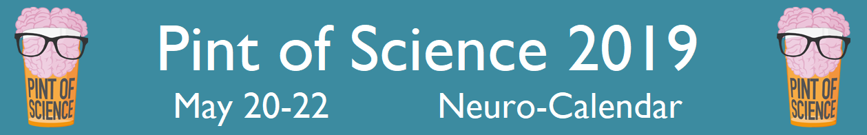 Pint of Science 2019 banner