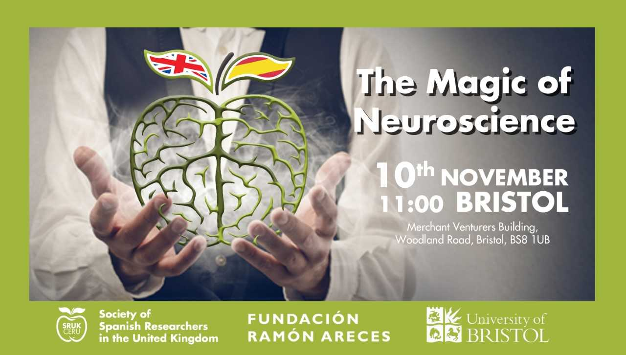 The Magic of Neuroscience Poster